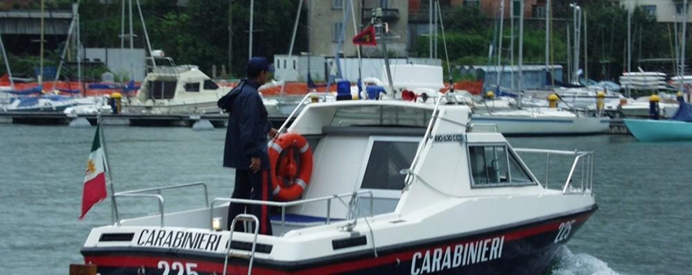 Lovere, navigazione e sicurezza Controlli sul lago d'Iseo - Video