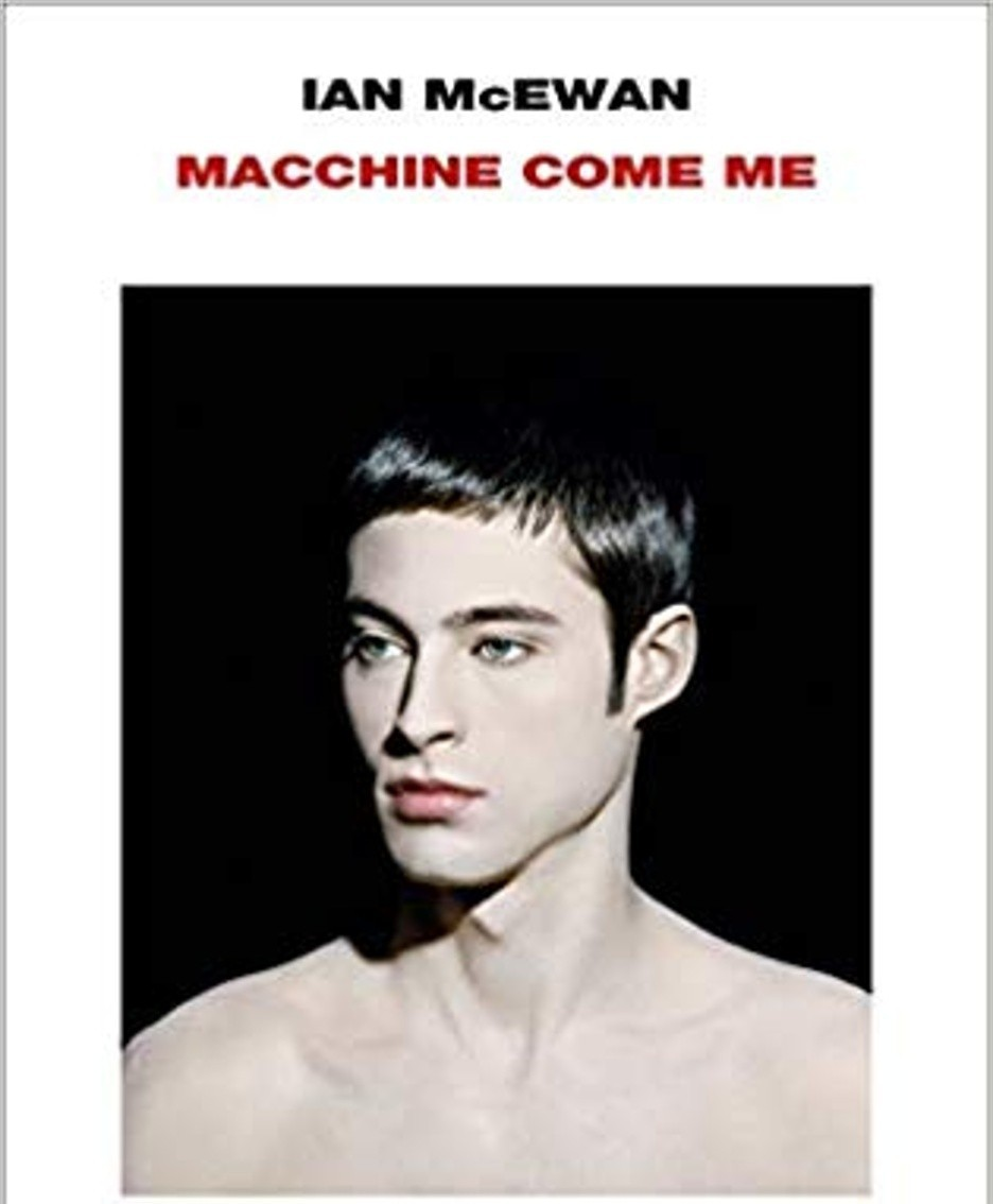 La copertina di «Macchine come me»