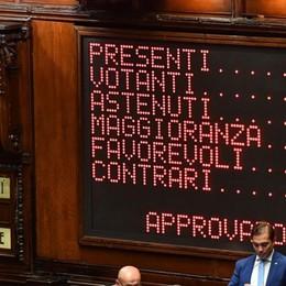 Parlamento riforma debole