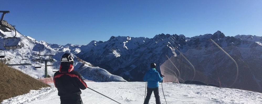 Stagione Brembo Ski a rischio Adesso ci prova la «Monte Poieto»