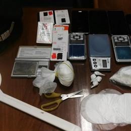Tenta di fuggire all'alt dei Carabinieri  In casa la droga, arrestato 48enne