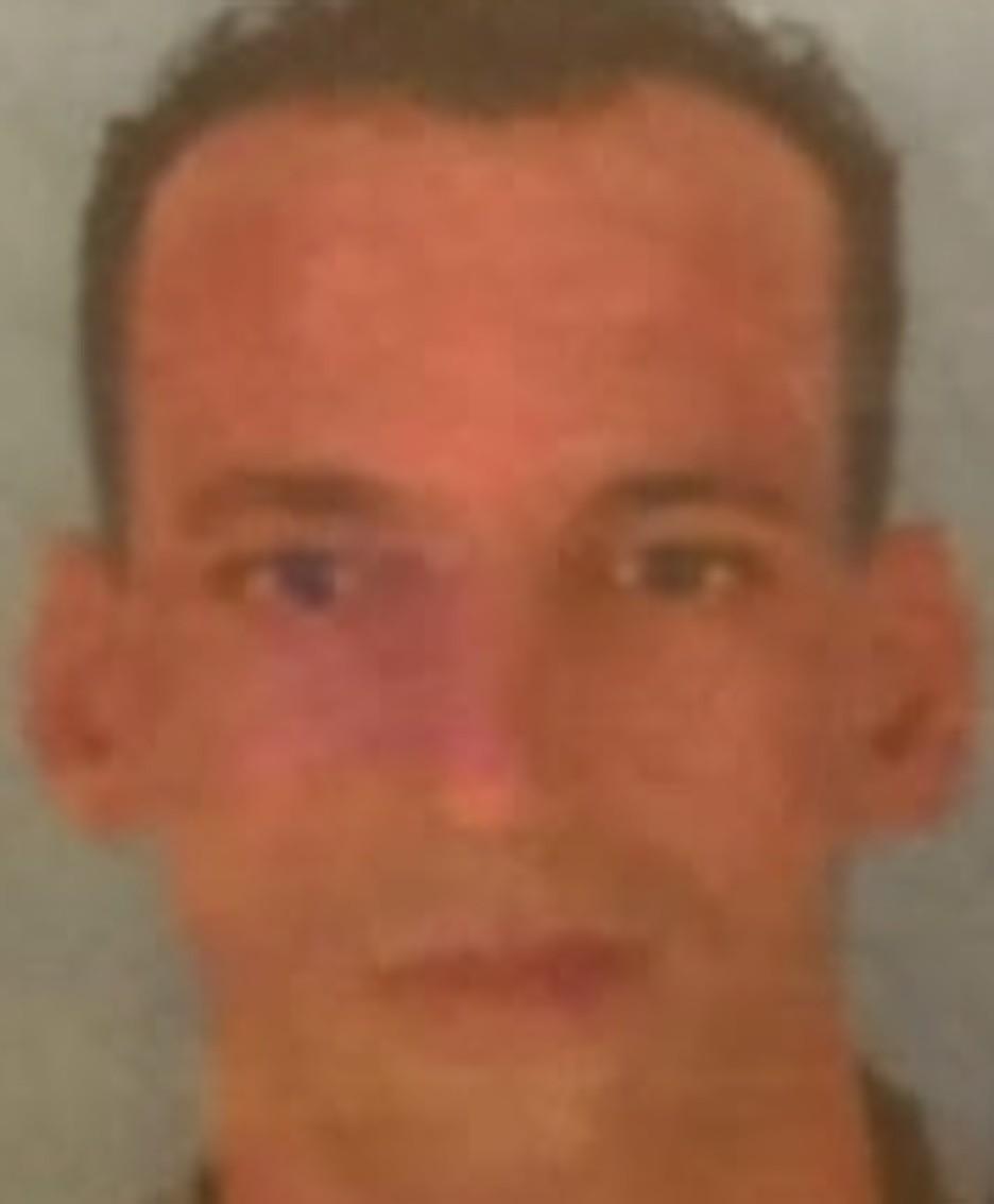 La vittima Hicham Mouhal