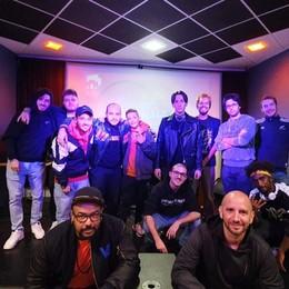 Bergamo Flow Competition A tutto rap, vince Lupo Brr