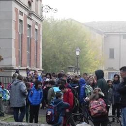 Caravaggio, rientro alla scuola «Merisi»