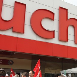 Conad-Auchan, mercoledì lo sciopero  I sindacati: sono tante le incognite
