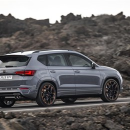 Cupra Ateca in Limited Edition