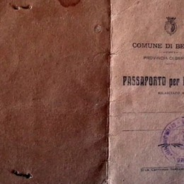 Dai vecchi documenti storie d'altri tempi Per entrare in città serviva il passaporto