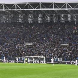La protesta degli ultrà allo stadio Bergamo, in otto inseriti nella black list