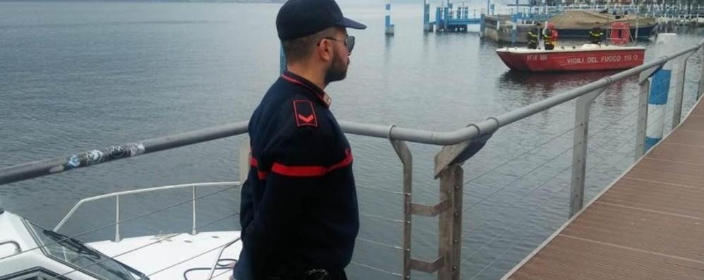 Lago d'Iseo, l'anziano trovato morto Prevale l'ipotesi di un tragico gesto