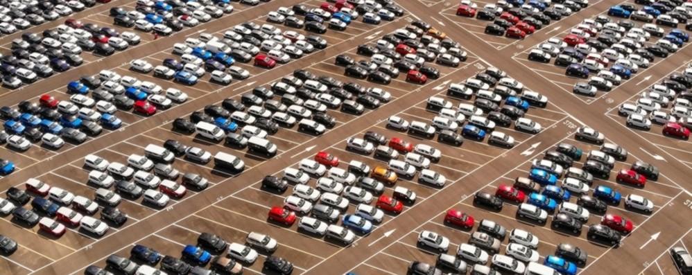 Rischio stangata per le auto aziendali Bergamo, 42 mila dipendenti coinvolti