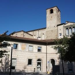 Sant'Agostino, il restauro si completa Facciate e chiostri a nuovo in due anni