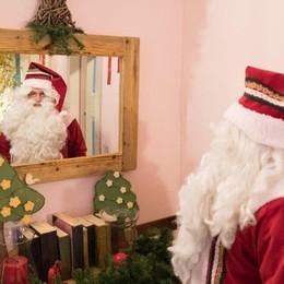 Babbo Natale trova casa in Bergamasca A Gromo lo puoi incontrare  da sabato 16