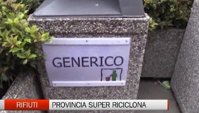 Bergamo da record per il riciclo: superato il 75%