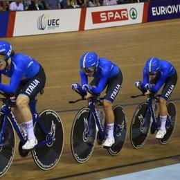 Ciclismo, Coppa del mondo su pista Bergamo fa grande l'Italbici