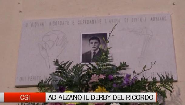 Csi - Ad Alzano un derby del ricordo