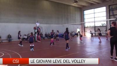 Csi - Le giovani leve del volley