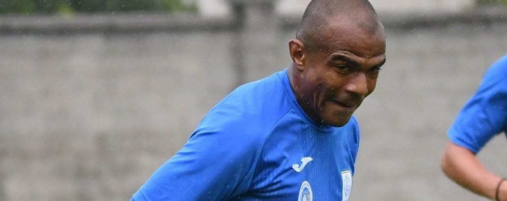 Ferreira Pinto, chicca del Ponte San Pietro  Scanzo, vittoria contro il Caravaggio