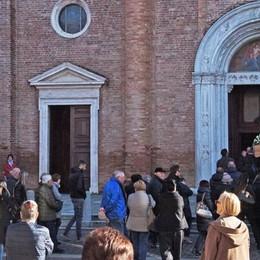 «Il tuo cuore era grande e altruista» Caravaggio piange mamma Rossella