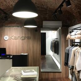 Kangra Cashmere  approda a Bergamo
