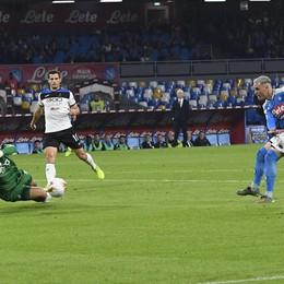 La partita mostruosa di Gollini. I dati confermano: ha «tolto» un gol al Napoli
