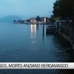 Lago d'Iseo, recuperato cadavere di un bergamasco