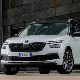 Nuovo Škoda Kamiq Prevendita al via