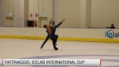 Pattinaggio, anche Della Monica/Guarise all'IceLab