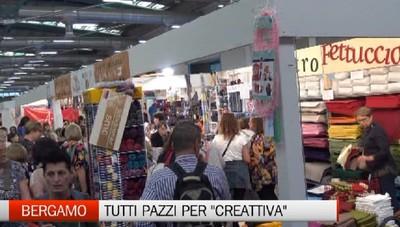 Bergamo - Parte con il botto la 23^ Creattiva
