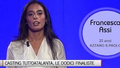 Casting TuttoAtalanta, le dodici finaliste