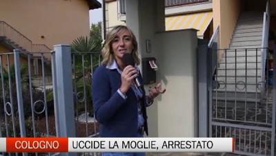 Cologno: uccide la moglie e fugge. Arrestato dai Carabinieri