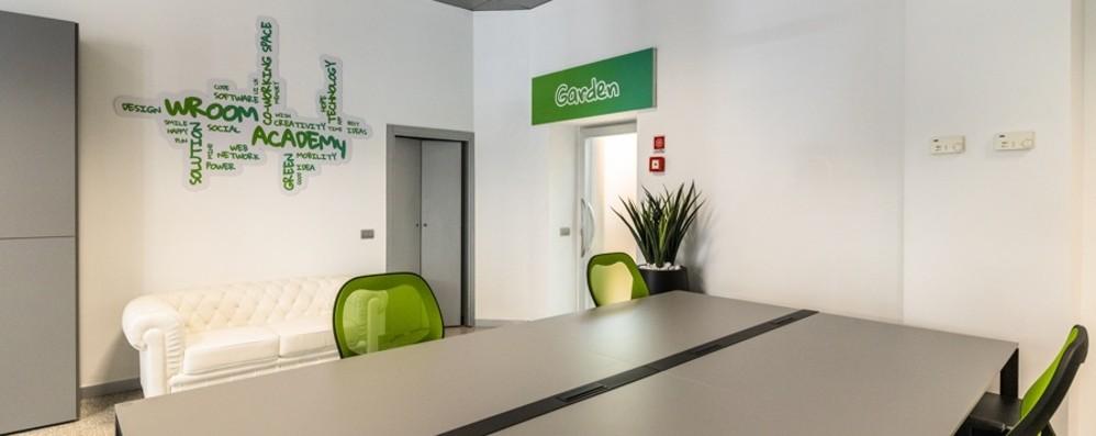 Coworking e corsi sulla sostenibilità Nasce a Bergamo la Wroom Academy
