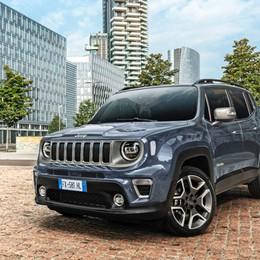 Jeep Renegade 2020 Aperti gli ordini