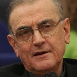 Morto monsignor Giacomo Panfilo I funerali lunedì a Clusone