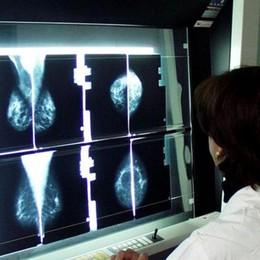 Screening mammografici raddoppiati Cala l'incidenza del tumore al seno