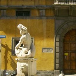 Un click per la Fontana del Delfino Bergamo è prima, c'è tempo fino al 9