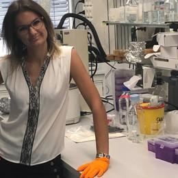 Viviana, scienziata a Basilea Grazie alla grinta  sugli sci