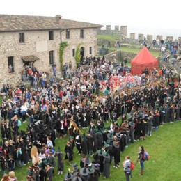 Alla Rocca di Lonato i fan di Harry Potter