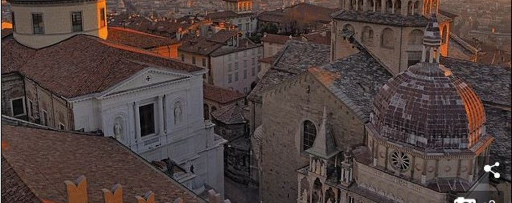 Bergamo conquista anche gli inglesi Daily Mail: una delle più belle città d'Italia