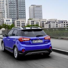 Hyundai i20 Active debutta sul mercato