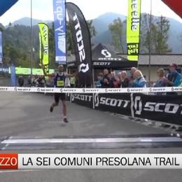 Iacopo Brasi vince la Sei Comuni Presolana Trail