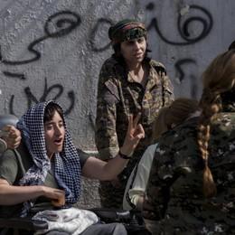 Popolo curdo, tradito in Siria come sempre