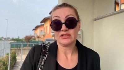 Un'amica racconta: La minacciava, era violento