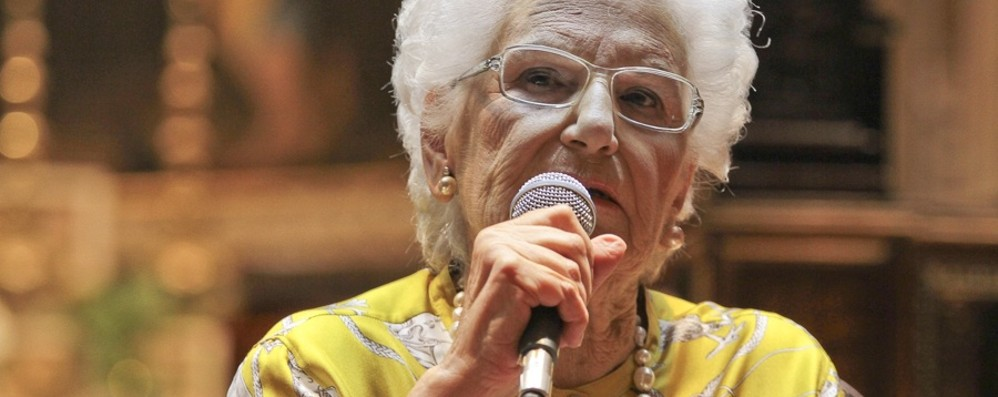 Dottorato honoris causa a Liliana Segre Ministro: «Sì alla proposta di UniBg»