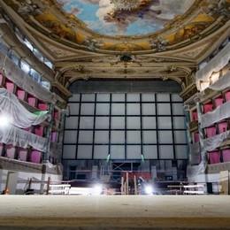 Teatro Donizetti al rush finale Cantiere fermo per il debutto della lirica