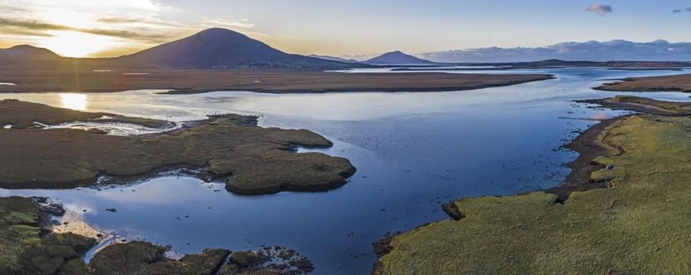 Irlanda, terra da correre Running fra laghi e torbiere