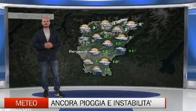 Meteo, ancora pioggia  Le previsioni per mercoledì