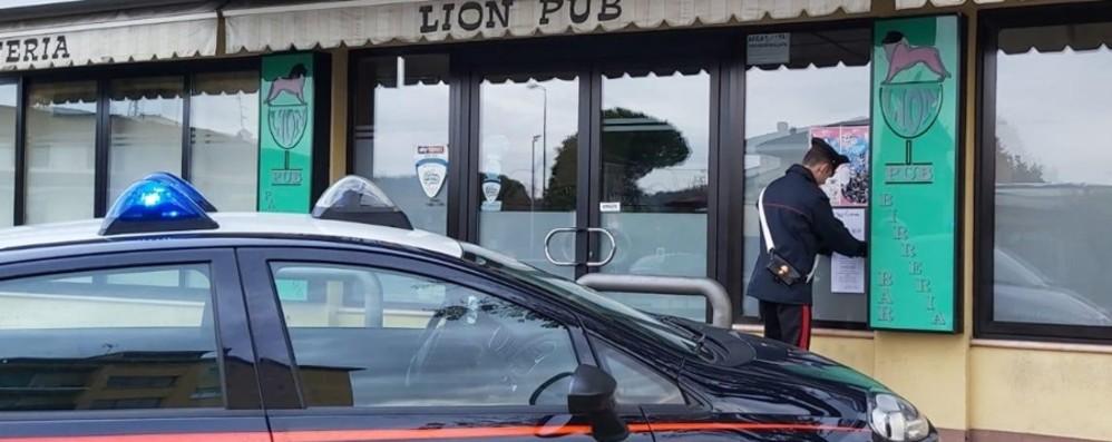 Bar chiuso per sette giorni dal questore «Ritrovo di ubriachi e pregiudicati»