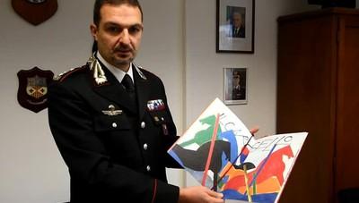 Il nuovo calendario dell'Arma dei carabinieri