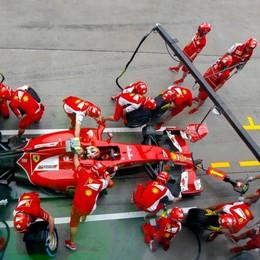 L'industria 4.0 adotta il pit-stop della Formula 1