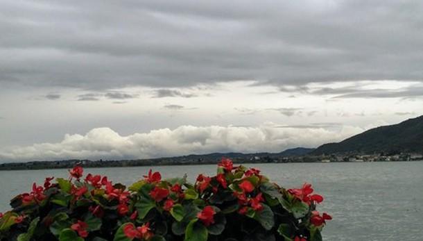 Predore, vista sul lago